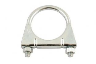 "Connect 30865 Exhaust Clamps 58mm (2 1/4"") Pack 10"